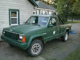 1988 lifted jeep comanche 2 5 2wd to 4wd budget conversion plans your project mjs