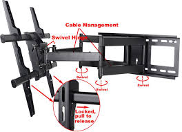 rocketfish full motion tv wall mount 100 top rated full motion tv mounts amazon com mounting
