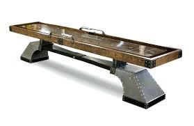 shuffleboard table for sale st louis shuffleboard table quamoc com