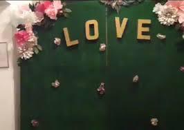 wedding backdrop gumtree photo booth flower wall wedding backdrop in horsham west sussex