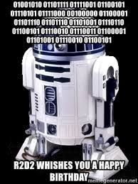 R2d2 Memes - 01001010 01101111 01111001 01100101 01110101 01111000 00100000