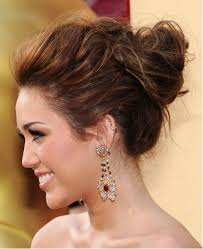 miley cyrus type haircuts miley cyrus updo hairstyles 2012 popular haircuts