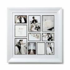 shabby chic wooden vintage style multi photo frame wedding gift