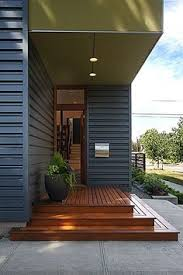 Front Staircase Design Best 25 Modern Porch Ideas On Pinterest Outdoor Contemporary