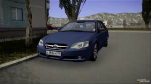 modified subaru legacy wagon subaru for gta san andreas page 24