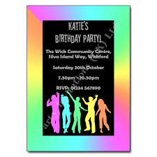 party invitations disco party invitations funky party invite party invitations uk