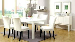 White Dining Table And Coloured Chairs White Dining Room Table And Chairs 4 White Gloss Dining Table