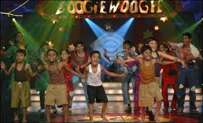 Reality Shows Bbc News South Asia India Kids Queue Up For Reality Shows