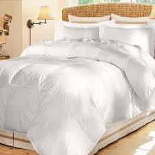 White Down Comforters White Fluffy Comforter Goenoeng