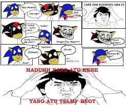 Meme Comics Indonesia - meme comic ver sonic dan bahasa indonesia by trixiedrago21cat on