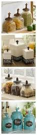 kitchen decorative canisters best 25 canister sets ideas on pinterest glass canisters crate