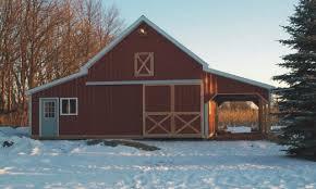 best small pole barn homes home idea 21414