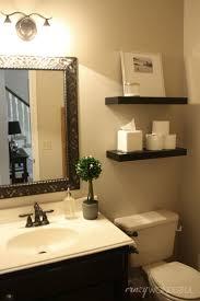 powder room vanity design ideas solid slab marble powder