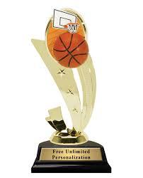 color sport scene basketball trophy k2 awards and apparel