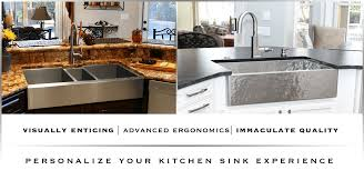custom stainless steel sinks usa made havens metal