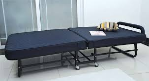 Metal Folding Bed Terrific Guest Room Interior With Single Folding Bed With Steel