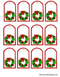 gift tags free printable christmas gift tags print this today