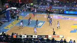 delle donne scores career high 45 points in ot win youtube