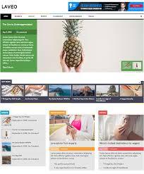 wordpress layout how to laveo responsive blog news wordpress theme physcode