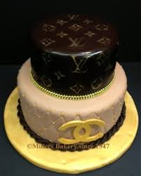 Louis Vuitton Cake Decorations Louis Vuitton Inspired Birthday U2013 Millers Bakery