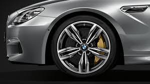 20 m light alloy double spoke wheels style 469m bmw m6 gran coupé design motorline bmw
