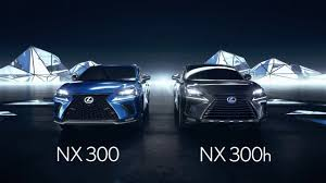 lexus nx quiet lexus nx facelift reveal youtube