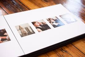 wedding photo albums boston matte wedding album designer zev fisher creates custom
