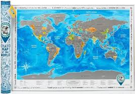 travel world map 15 best scratch maps for your 2018 travel adventures brilliant maps