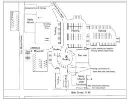 Church Fellowship Hall Floor Plans Hackettstown Trinity United Methodist Church New To Trinity