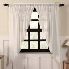 burlap curtains ebay