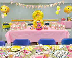 Table Decoration Ideas For Birthday Party by Emoji Birthday Party Table Decor Kids Party Emoji