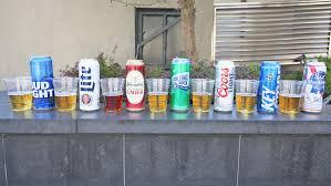 keystone light vs coors light which beer is best pbr rolling rock bud miller coors keystone