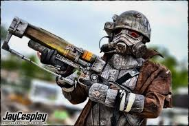 Fallout 3 Halloween Costume 15 Fallout Cosplayers Prepared Apocalypse
