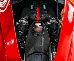 koenigsegg ccxr trevita supercar interior red rosso laferrari with red leather interior 68km cars