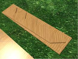 How To Cut Stair Trim Molding by How To Cut Stair Stringers 8 Steps With Pictures Wikihow