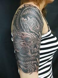 39 best japanese yakuza dragon shoulder tattoo images on pinterest