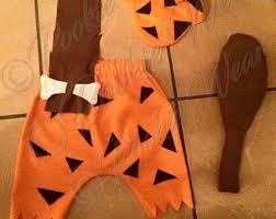 Pebbles Bam Bam Halloween Costume Pebbles Bam Bam Costume Etsy