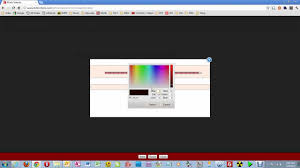 qt setting color scheme youtube