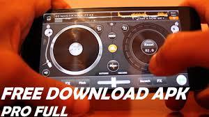 edjing dj studio mixer apk edjing pro dj mixer apk