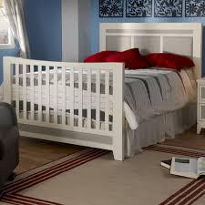 Brookline Convertible Crib 100 Brookline Convertible Crib Cribs Convertible Crib White