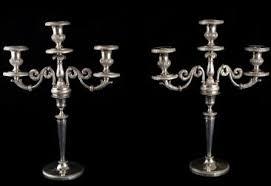 candelieri in argento modena entrano al museo civico d arte due preziosi candelieri d