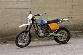 classic motocross bikes ktm 450 exc customized by walt siegl bike exif