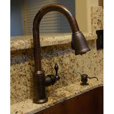 single handle kitchen faucet with pullout spray ellajanegoeppinger