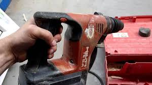 Perforateur Burineur Hilti by Perforateur Sur Accu Hilti Te 6 A Hilti Te 6 A Cpc Rotary Hammer