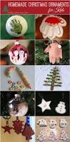 diy homemade christmas ornaments for kids to make homemade