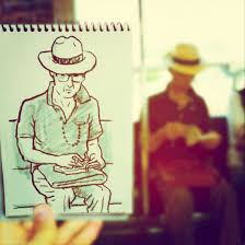 speed sketched people of tokyo by hama house 20 photos funcage