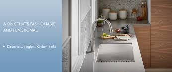 sterling plumbing bathroom and kitchen products shower doors a sink that s fashionable and functional arrange your shower
