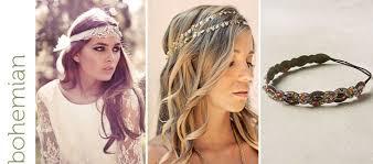 bohemian headbands headbands with aisle worthy style american wedding wisdom