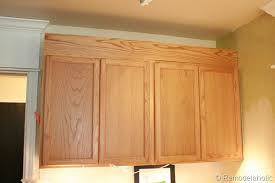 kitchen cabinet molding ideas crown kitchen cabinets homecrack
