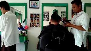 three hair stylist u0026 three services in a barbershops in jakarta